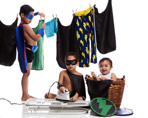 Super Laundry Day