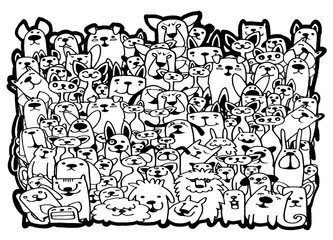 389 Dog and Cat group1.eps