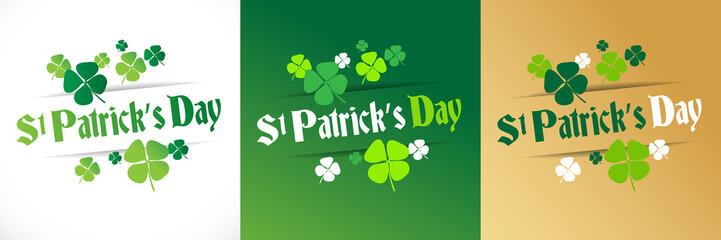 Obraz St. Patrick's day - fototapety do salonu