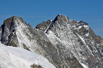 Rimpfishhorn in the Swiss Alps