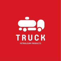 Truck trend logo vector quality flat style art