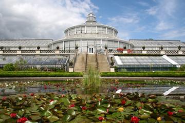 Botanisk Have – Das Palmenhaus im Botanischen Garten von Kopenhagen