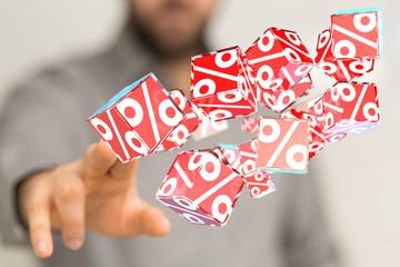 sale cubes