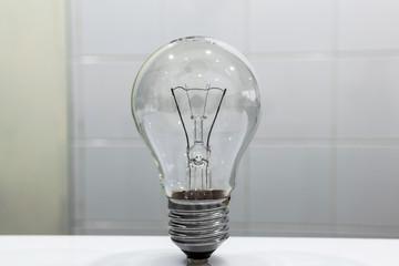 Incandescent lamp.