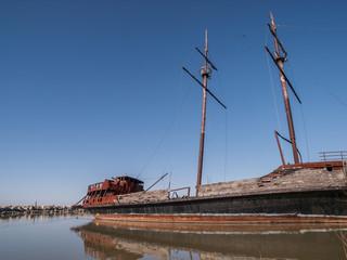 Grand Hermine Ship