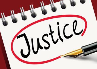 Justice criminalité