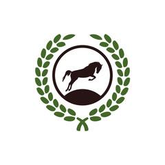 Vector Horse Logo