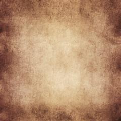 Vintage Tan Brown Parchment Paper Textured Background