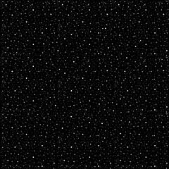 A galaxy of stars in a black night sky