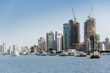 China im Aufbau, Shanghai
