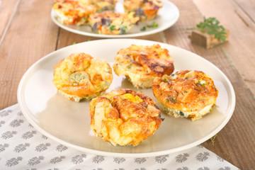 Eier- Muffin