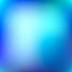 Abstract vector background, blue mesh gradient, smooth image