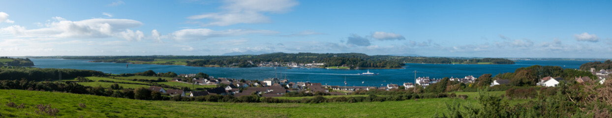 View from Portaferry
