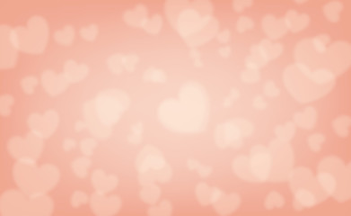 valentine background soft light vintage design, Blur and Select focus