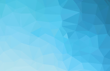 Blue Light Polygonal Templates