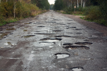 Russian road (federal highway)