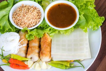 Vietnam food for healthy