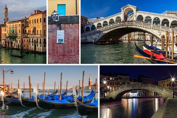 Venice postcard - Italy