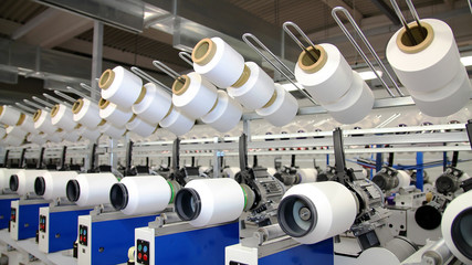 Yarn Spinning Machines