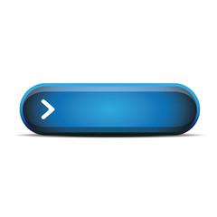 Blank web button vector