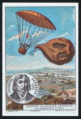 Balloon Albert Tissandier