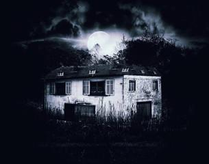 Horror Halloween  wallpaper Creatie Background.