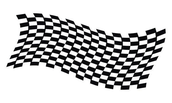 Dynamic Racing Flag
