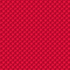 Red rose petals pattern, repeating on a grid.