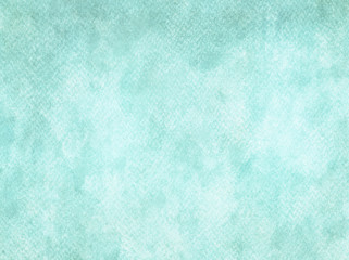 Teal Aqua Blue Purple Watercolor Paper Texture Background