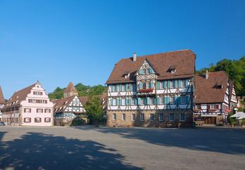 Fotomurales - Maulbronn, Zisterzienserkloster Maulbronn