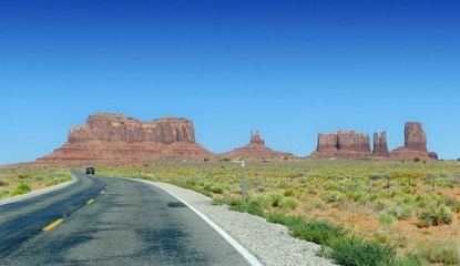 Traveling The West, USA