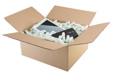 Obraz box ready to transpotr - fototapety do salonu