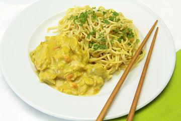 porc au curry 15012016