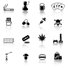 Collection of addictions