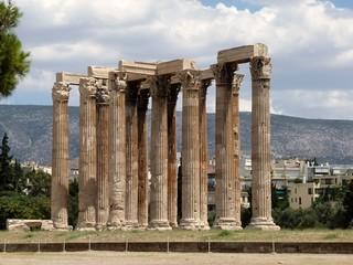 Остатки былого величия (Микены, Греция)