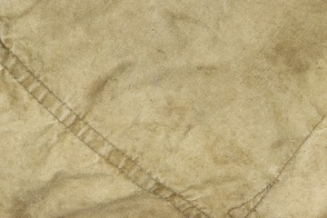 Weathered Faded Military Army  Hhaki Camouflage Background Textu