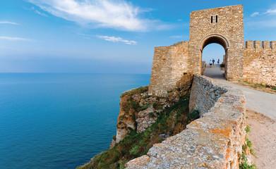 Fortress Kaliakra Black sea Bulgaria