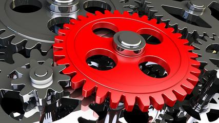 Zahnrad - Gear wheel