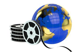world cinema concept