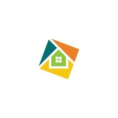 real estate vector logo template
