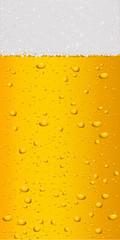 Beer drops.