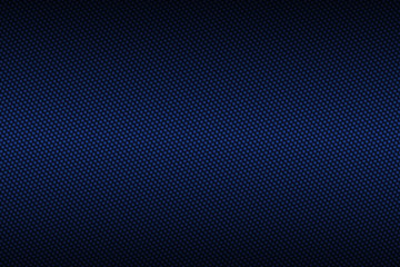 blue carbon fiber with black gradient color, background and text