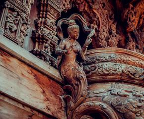 Ancient civilization temple