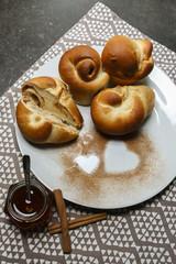 Honigreingerl - Germgebäck