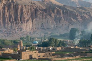 Buddha Staute in Bamiyan - Afghanistan