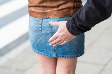 sexuelle belästigung in der öffentlichkeit
