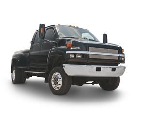 Big Black Truck