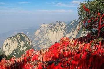 Papiers peints Xian Huashan Mountain, Xian, China
