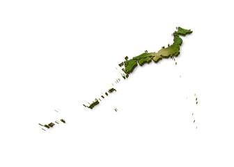 Search Photos Japan Map - Japan map 3d