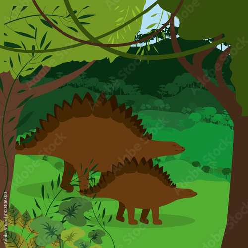 dinosaur concept design